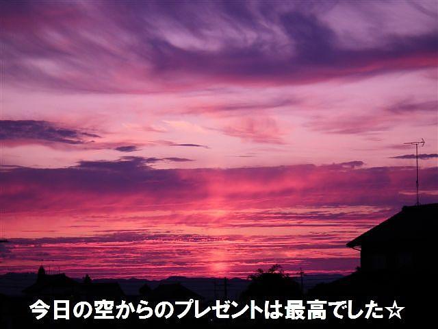 空からのプレゼント (1)