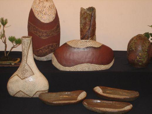9月2日 陶芸展 2