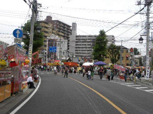 川越祭り 10月17日 2