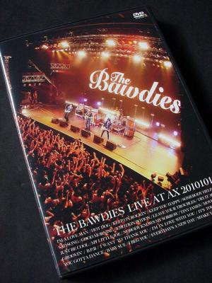 THE BAWDIES LIVE AT AX 20101011(1)