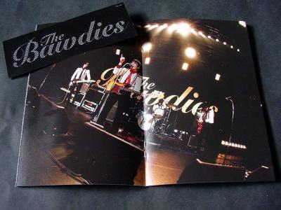 THE BAWDIES LIVE AT AX 20101011(2)