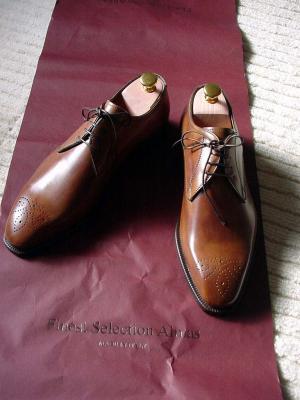 【Almas Shoes】