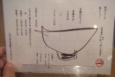 BLOG麺屋えぐち 寿司さんきゅう0001
