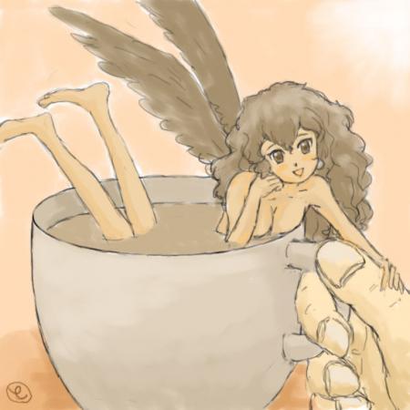 コーヒー天使r1