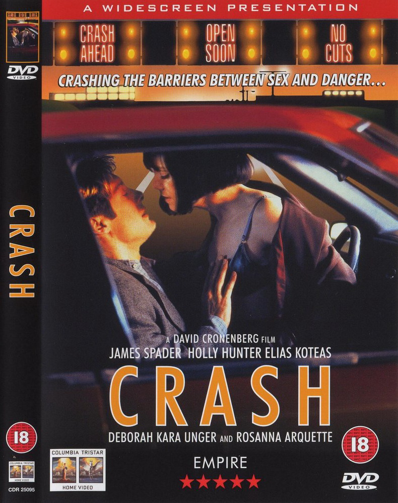 David Cronenberg - Crash [Deborah Unger 1996][DVD]