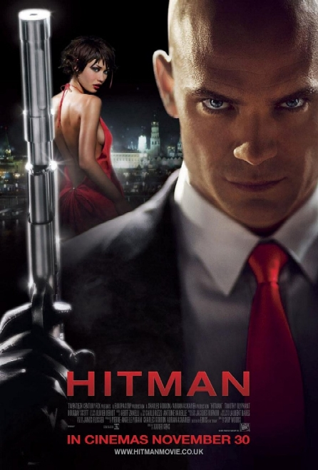 Hitman [Olga Kurylenko 2007FrUsa]