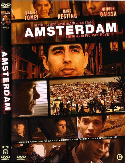 Amsterdam [Katja Herbers Marisa Tomei 2009Neth]