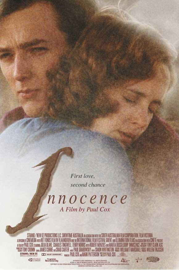 Innocence [Kristine Van Pellicom 2000AuBel]