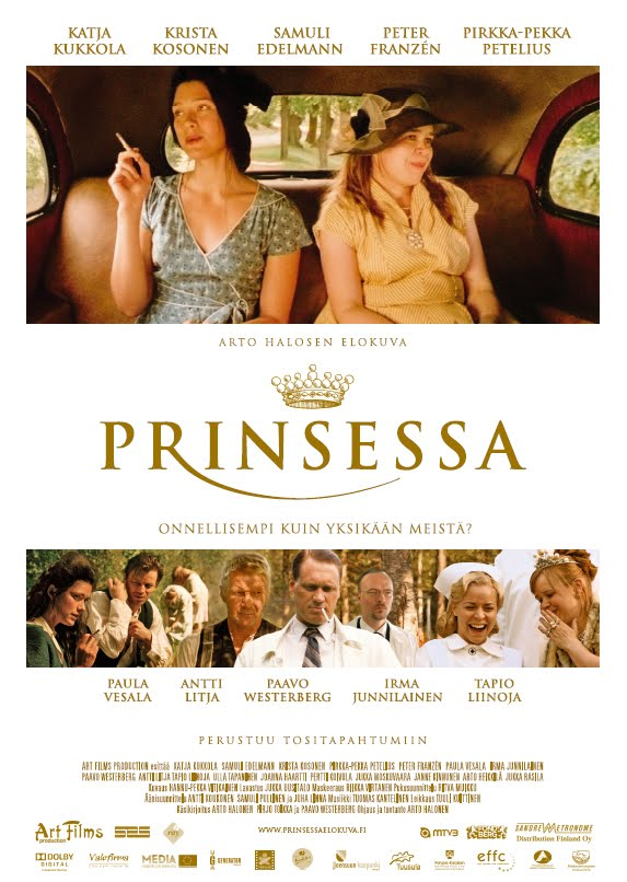 Prinsessa [Krista Kosonen 2010Fin][DVD]