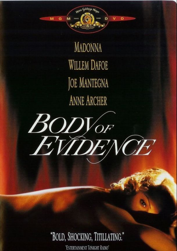 Body of Evidence [Madonna Julianne Moore 1993]