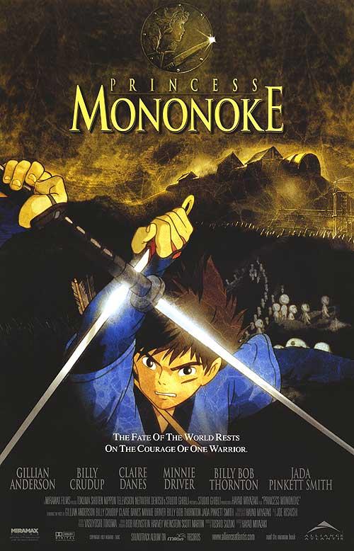 Princess Mononoke [1997Jpn]