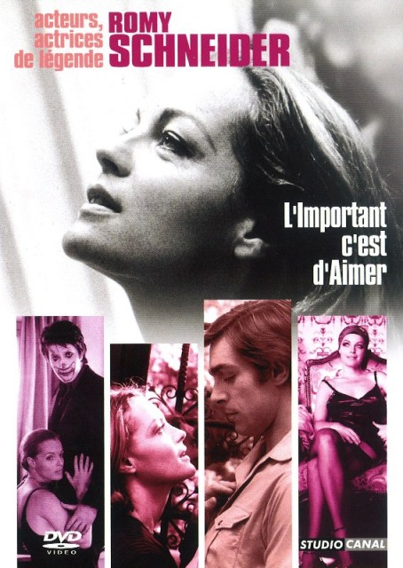 The Main Thing Is to Love [Romy Schneider 1975FrItaWGer]