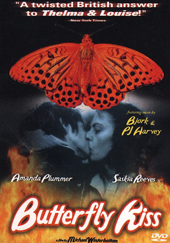 Butterfly Kiss [Amanda Plummer 1995Uk]