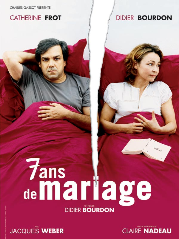 Seven Years of Marriage [Catherine Frot 2003Fr]
