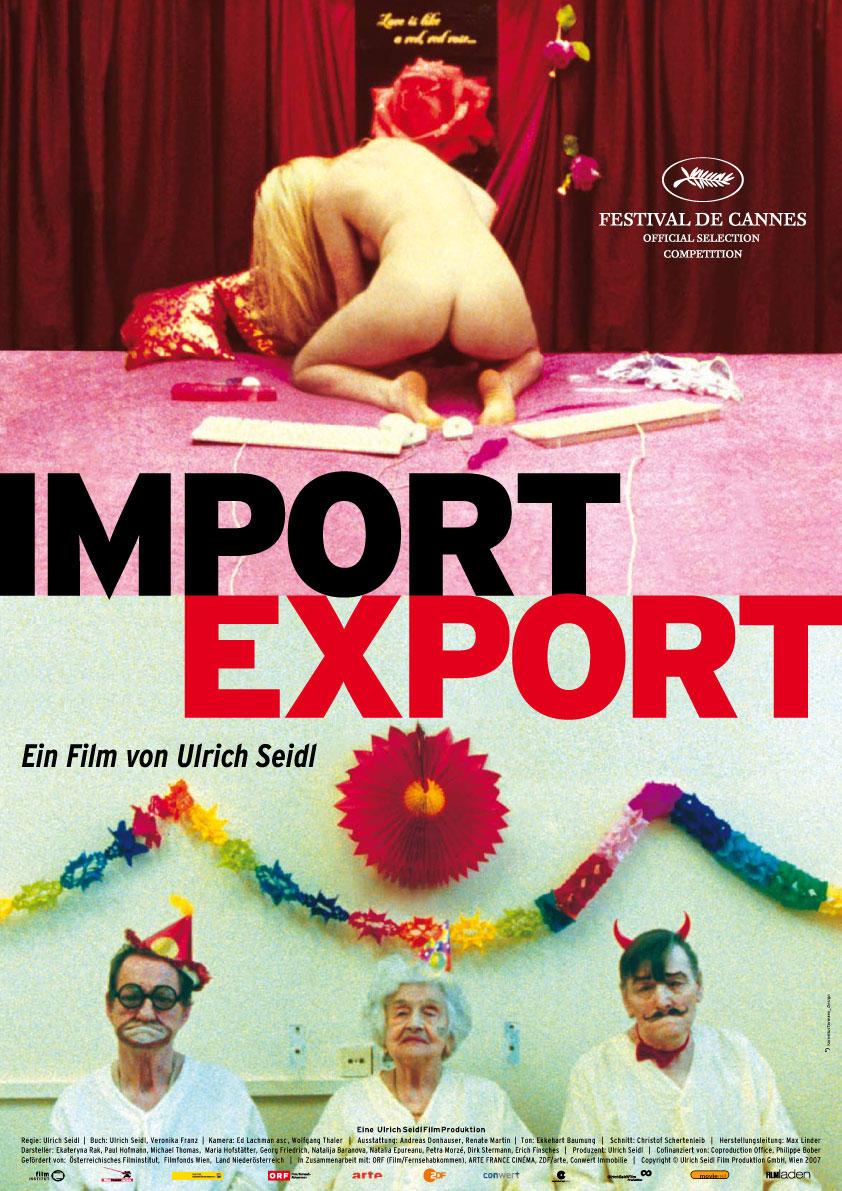 Import Export [Ekateryna Rak 2007Aust]2CDs