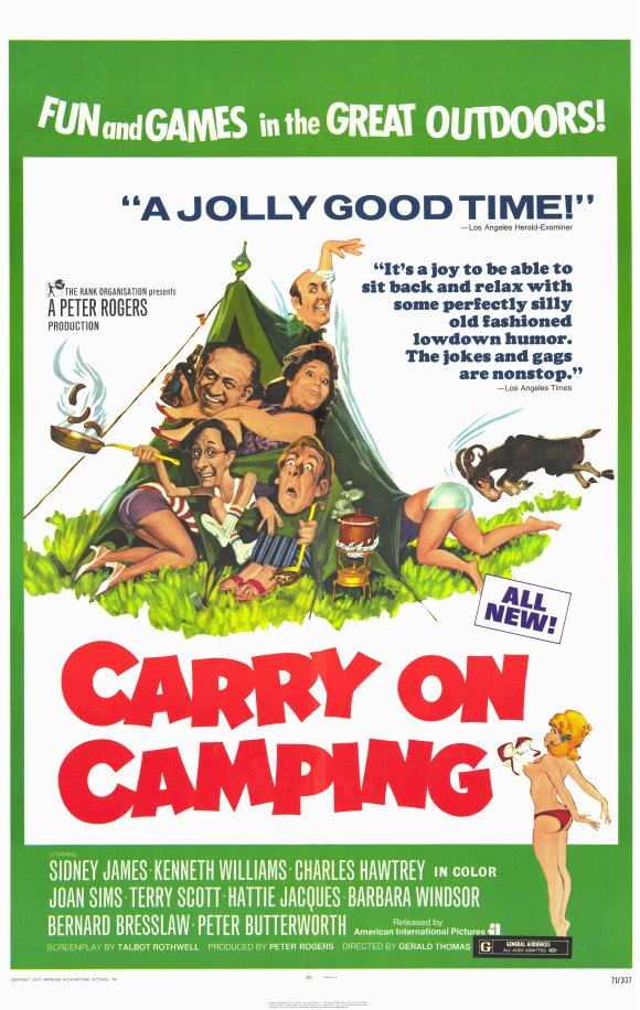 Carry on Camping [1969Uk]