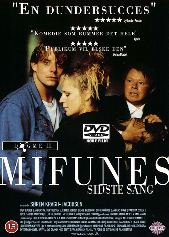 Mifune's Last Song [1999DenSwe]