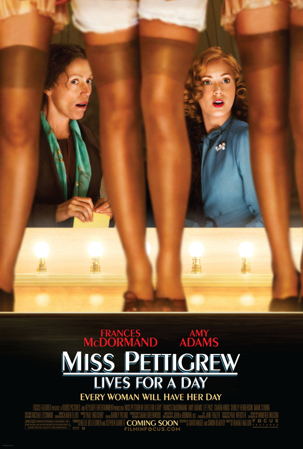 Miss Pettigrew Lives for a Day [2008Uk]