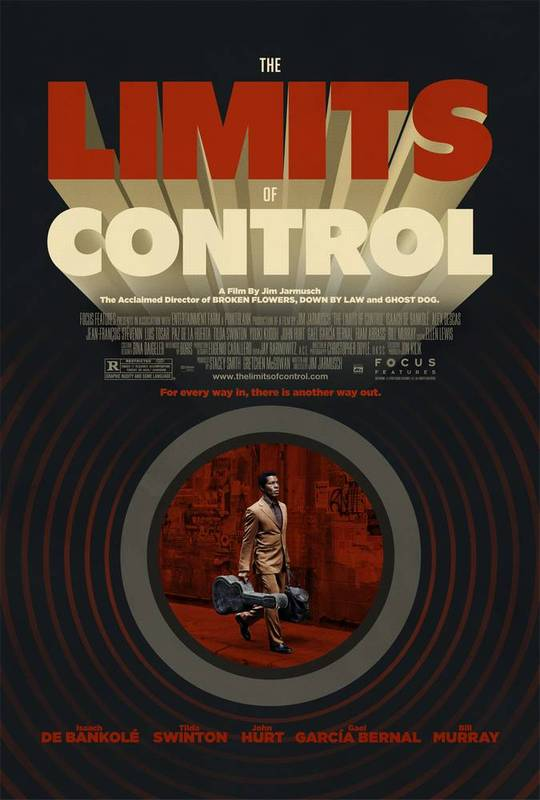 The Limits of Control [Paz de la Huerta 2009UsaSpaJpn]