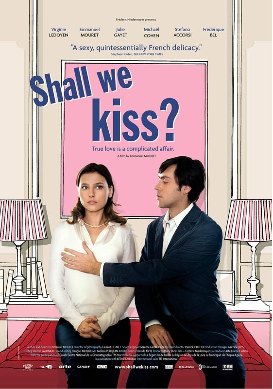Shall We Kiss [Virginie Ledoyen Julie Gayet 2007Fr]