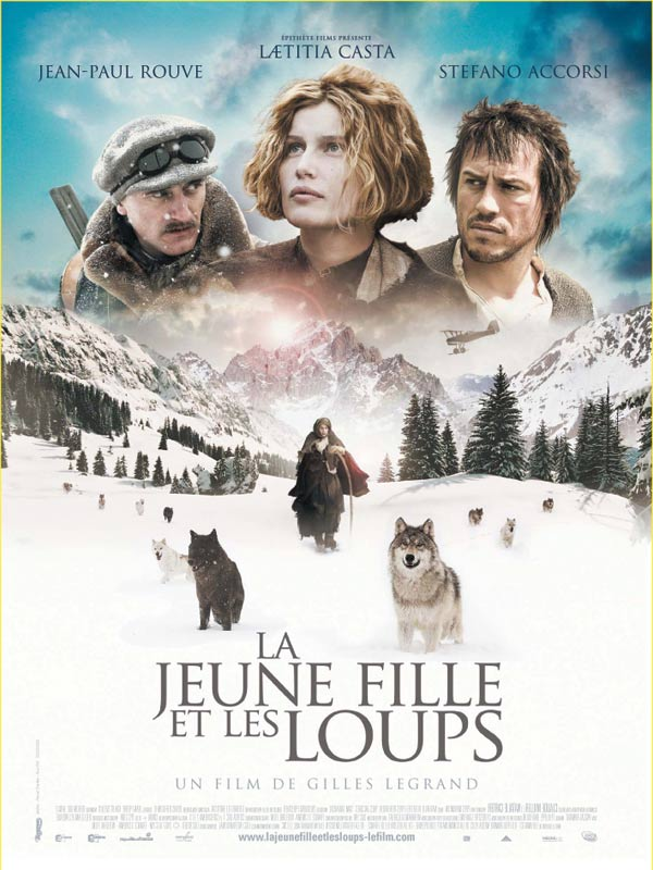 The Maiden And The Wolves [Laetitia Casta 2008Fr]