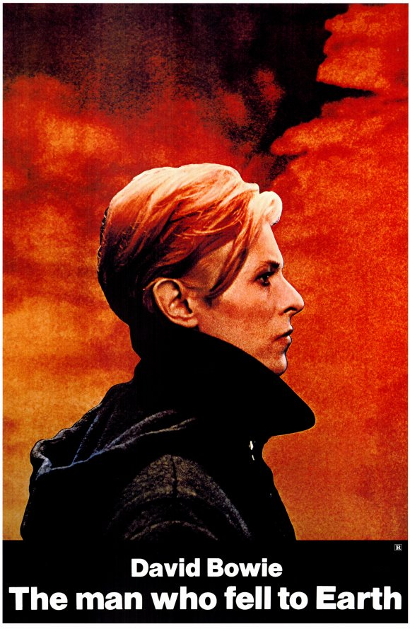 The Man Who Fell to Earth [David Bowie 1976Uk][DVD]