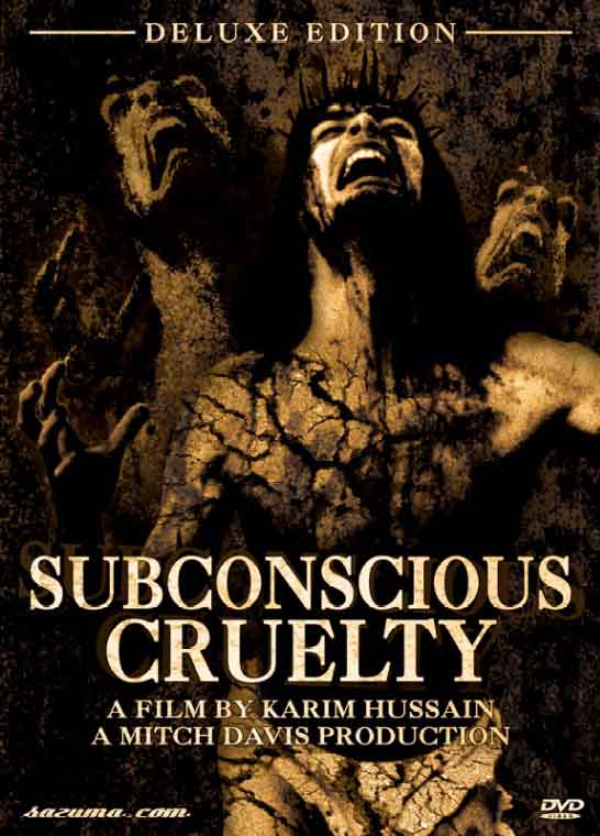 Subconscious Cruelty [1999Can Unrated][DVD]