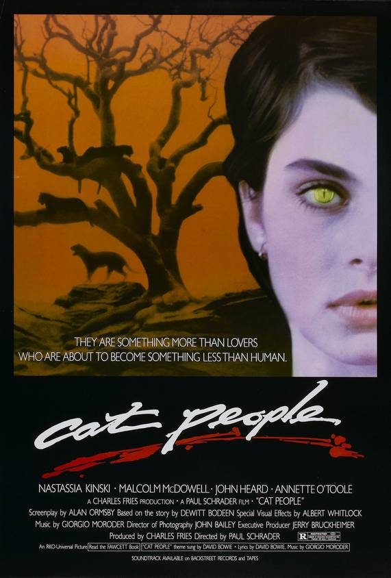 Cat People [Nastassja Kinski 1982 HQ]