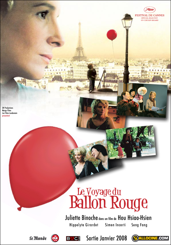 Flight of the Red Balloon [Juliette Binoche 2007Fr]