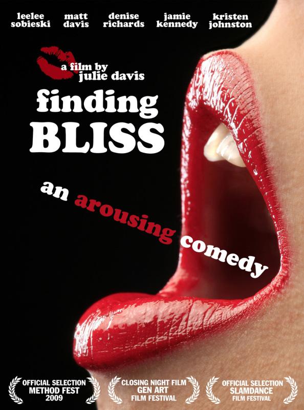 Finding Bliss [Leelee Sobieski 2009]