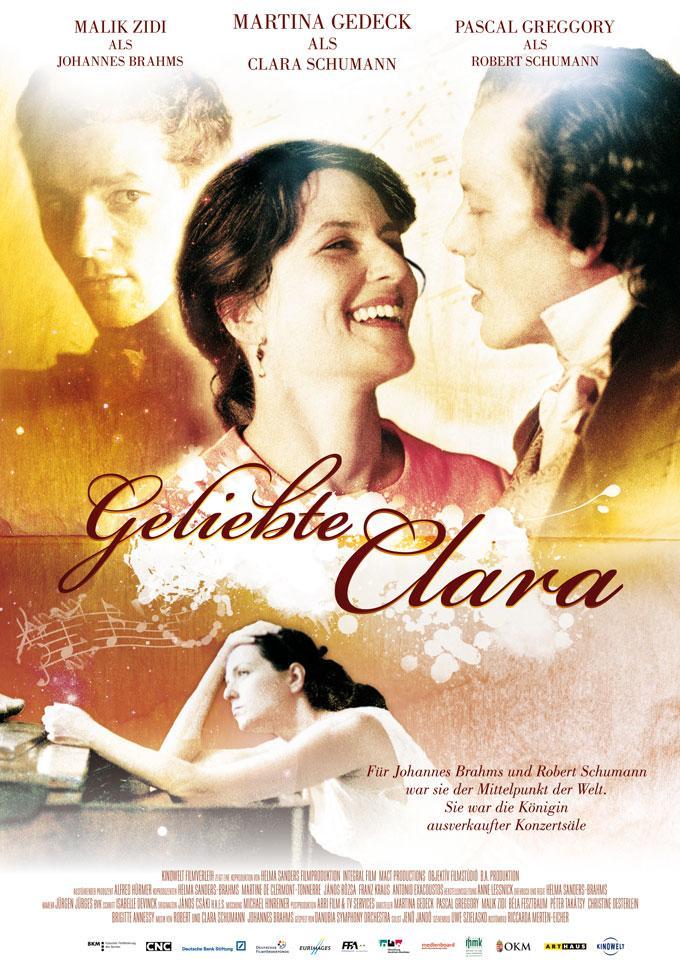 Geliebte Clara [2008GerFrHun][DVD]