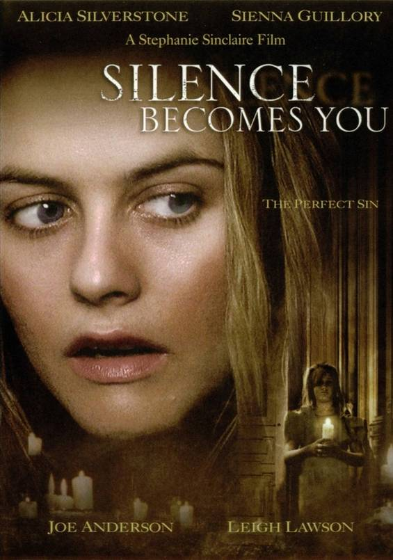 Silence Becomes You [Alicia Silverstone 2005UkLit][DVD]