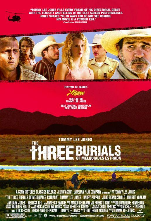 The Three Burials of Melquiades Estrada [2005FrUsa]