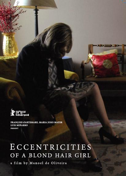 Eccentricities of a Blond Hair Girl [Catarina Wallenstein 2008PorSpaFr Short]