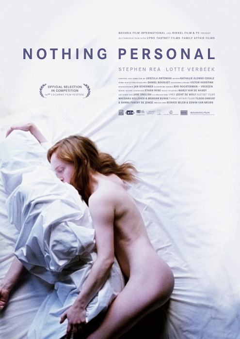 Nothing Personal [Lotte Verbeek 2009IreNeth]