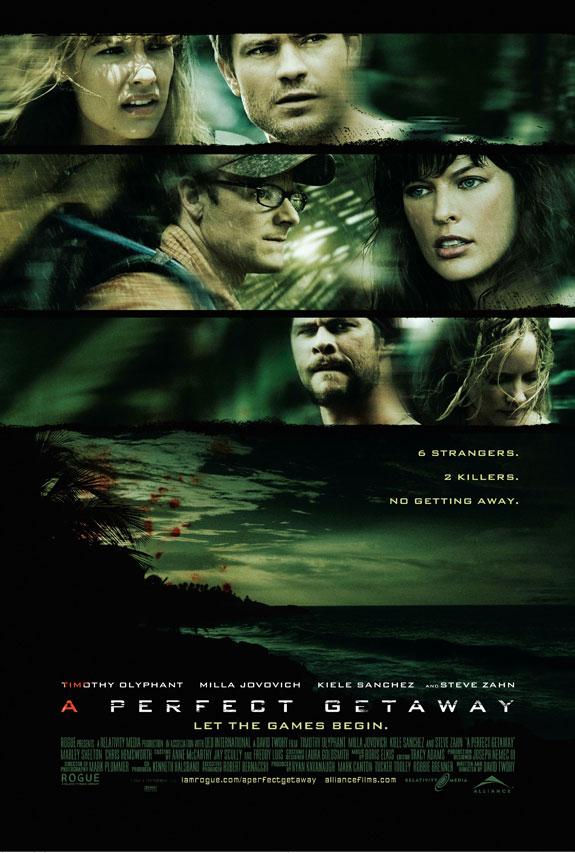 A Perfect Getaway [Milla Jovovich 2009]