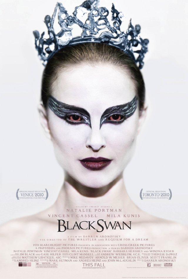 Black Swan [Natalie Portman 2010][Trailer]