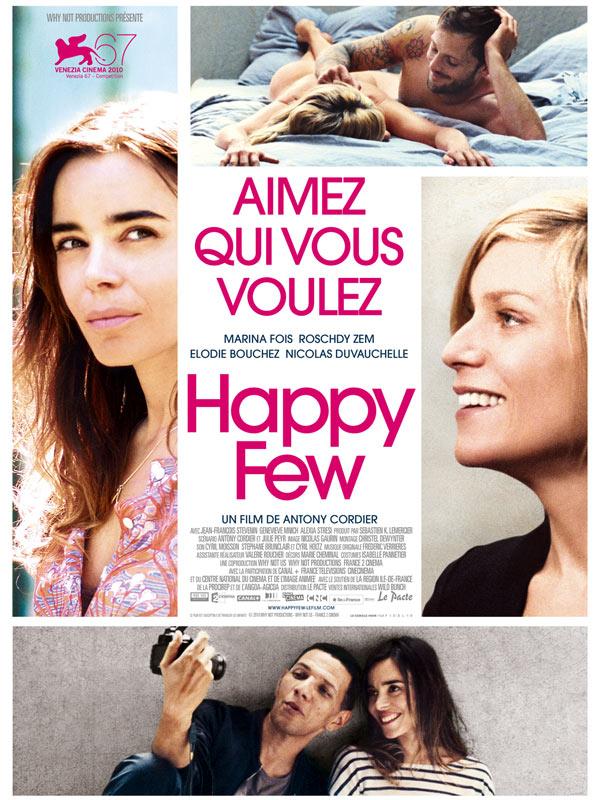 Happy Few [Marina Fois Elodie Bouchez 2010Fr]
