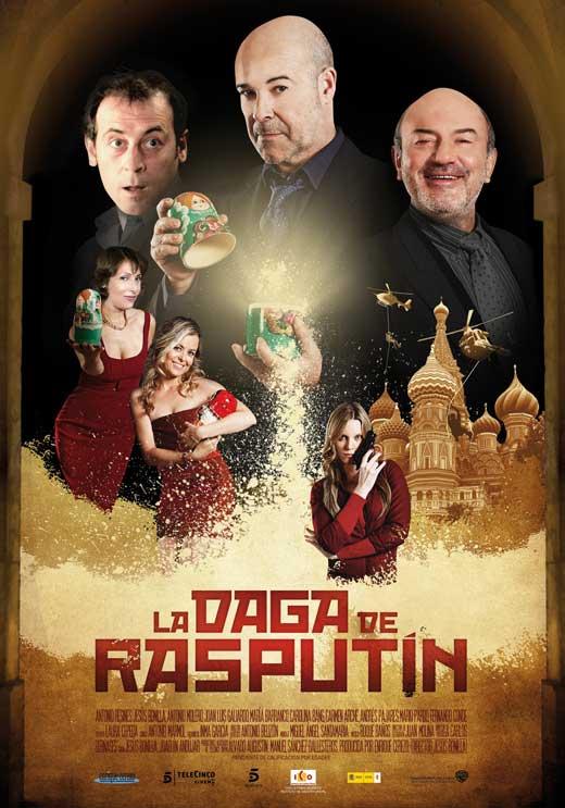 La Daga De Rasputin [2011Spa][DVD]