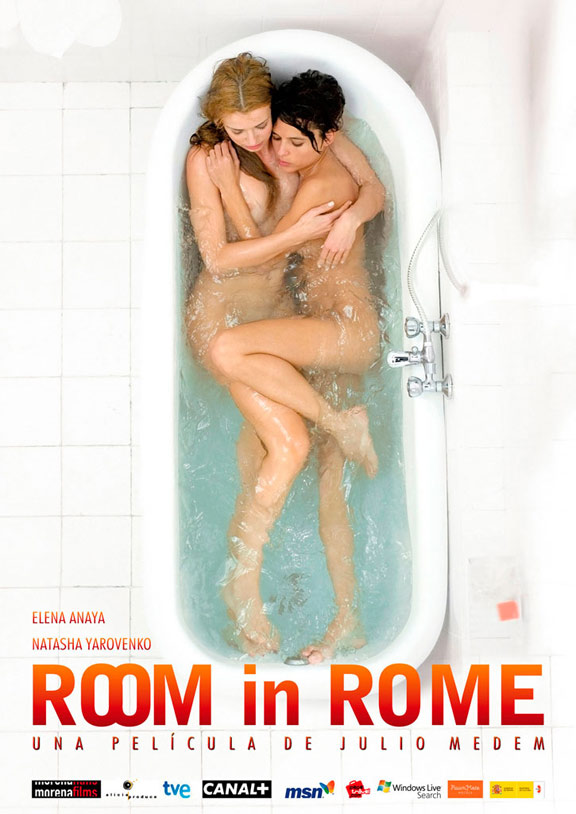 Room in Rome [Elena Anaya Natasha Yarovenka 2010Spa][Trailer]