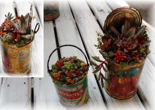 トマト缶&コーン缶4