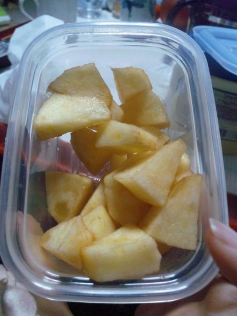 マロン用リンゴ
