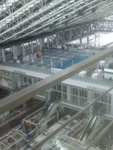 大阪駅ビル1