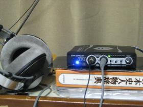 ヘッドフォン聞き比べ アンプ_1