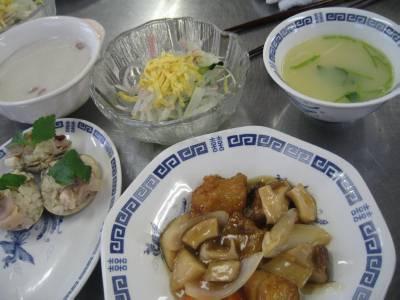 2010-1月中国料理