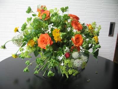 ほぐれた花束2