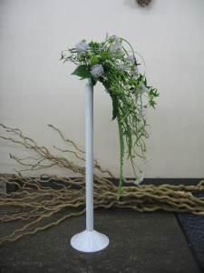 流れるような花嫁の花束5