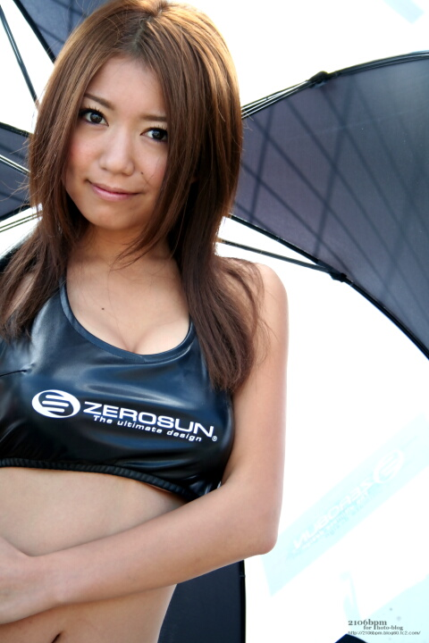 ZEROSUN house nation GIRL 稲垣慶子