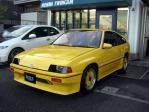バラードCR-X(F1エディション)