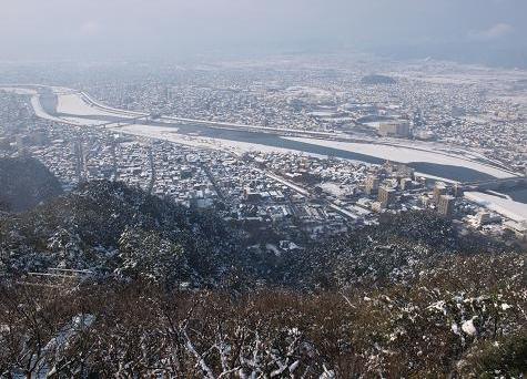 雪の長良川 054